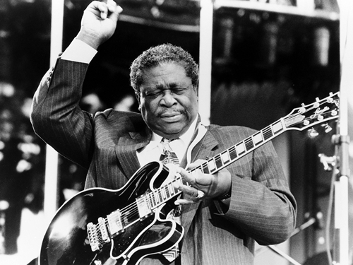 B.B. King La Leggenda del Blues