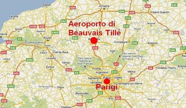 Parigi Cartina Aeroporti.Le Cose Da Non Fare A Parigi Cercocerco