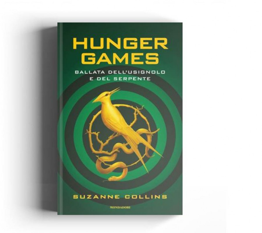 HUNGER GAMES: Ballata dell'usignolo e del serpente