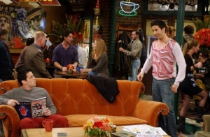 "bar Central Perk di ""Friends"""