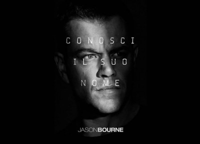 Jason Bourne torna al cinema